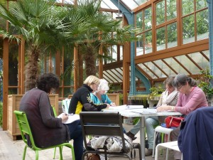 Workshop Oude Hortus